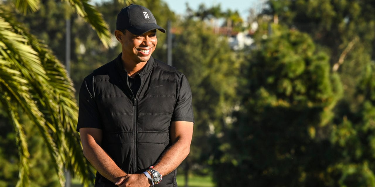 Celebrities, Fellow Athletes Offer Well Wishes, Prayers To Tiger Woods Following Car Crash – CBS Los Angeles