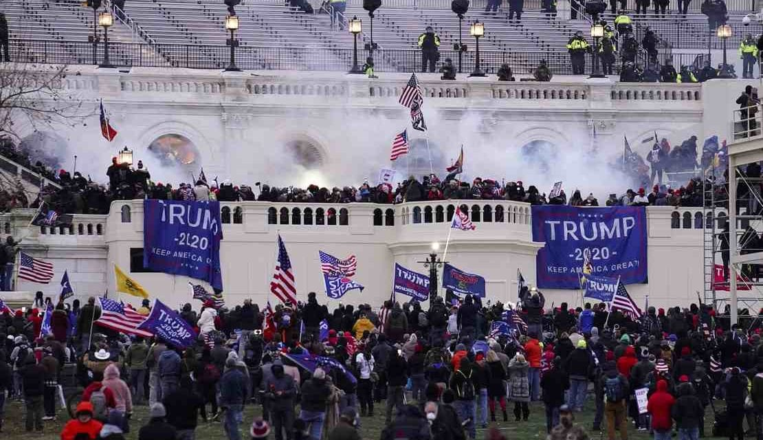 Officials Testify on 'Military-Style Attack' in Capitol Riot – PJ Media