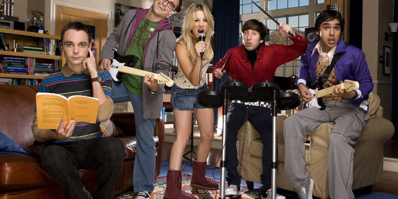 Kaley Cuoco wants 'The Big Bang Theory' to have a 'Friends' style reunion episode