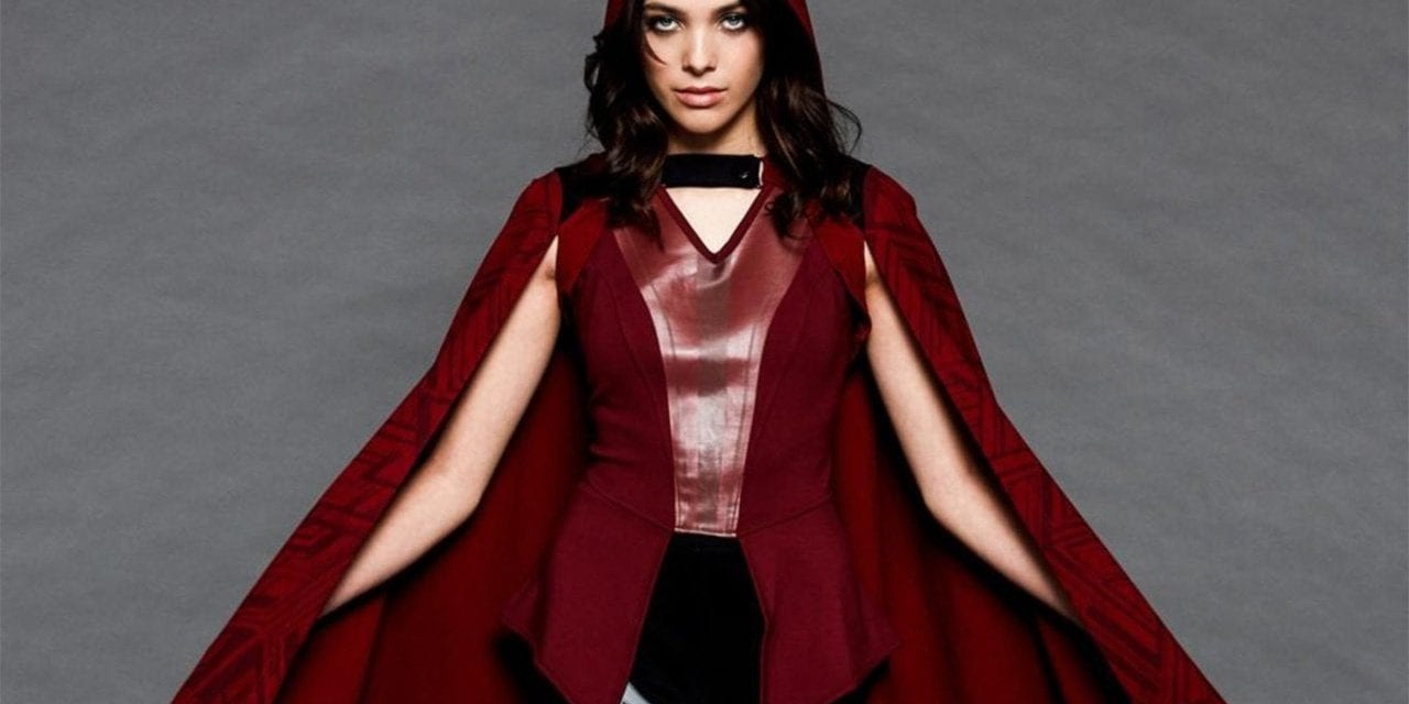 WandaVision Scarlet Witch Costume Fashion Hits Hot Topic