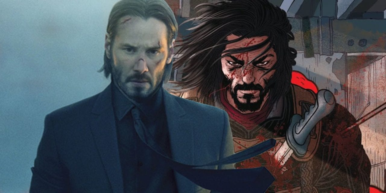 Keanu Reeves Says BRZRKR Offers A 'New Hyperviolent Style Of Fighting'