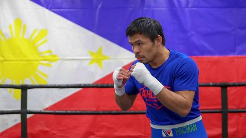 Breaking Down Manny Pacquiao's Style Of Boxing – Evolve Daily