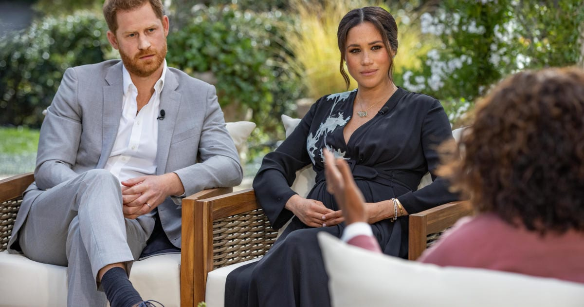 Celebrities react to Meghan and Prince Harry's bombshell interview with Oprah Winfrey – CBS News