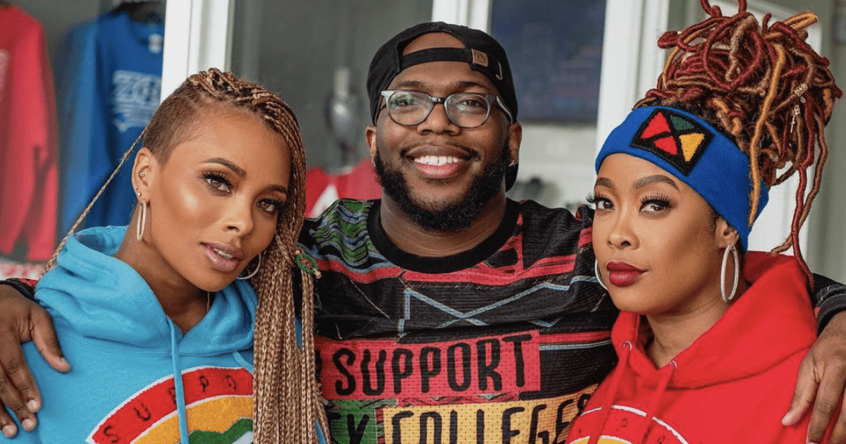 Clothing line Support Black Colleges celebrates HBCUs in style – CBS News