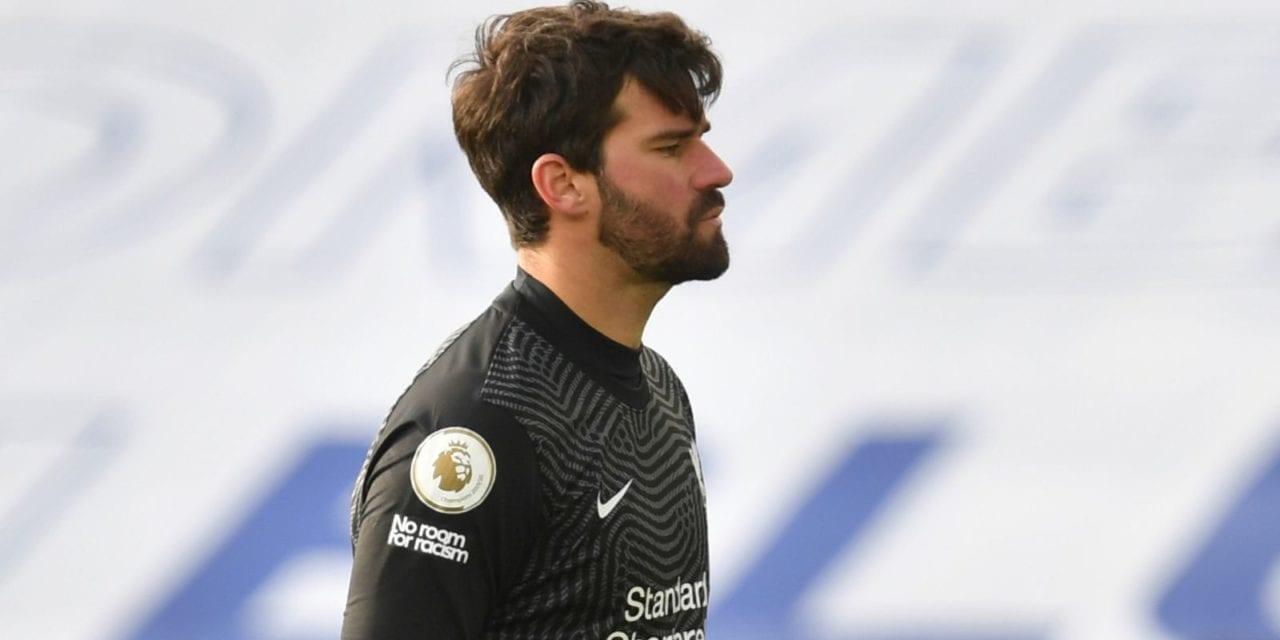 Alisson: Liverpool goalkeeper's father dies after drowning in lake near holiday home in Brazil | Football News | Sky Sports