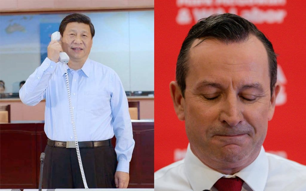 Xi Jinping Congratulates People Of WA For Voting To Adopt A One-Party China Style Government — The Betoota Advocate