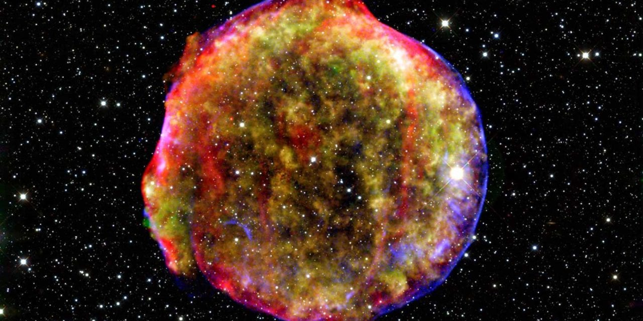 Uranium 'snowflakes' could set off explosions of dead stars | Science News