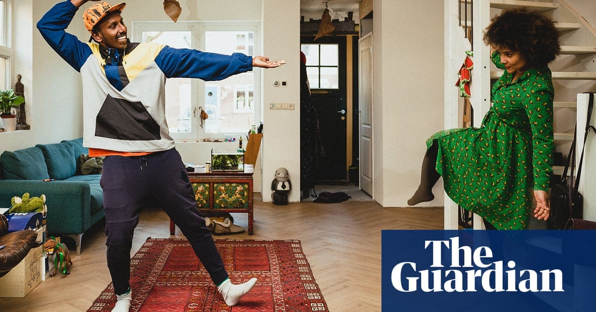 Let's dance – a lockdown photo essay  | Life and style | The Guardian