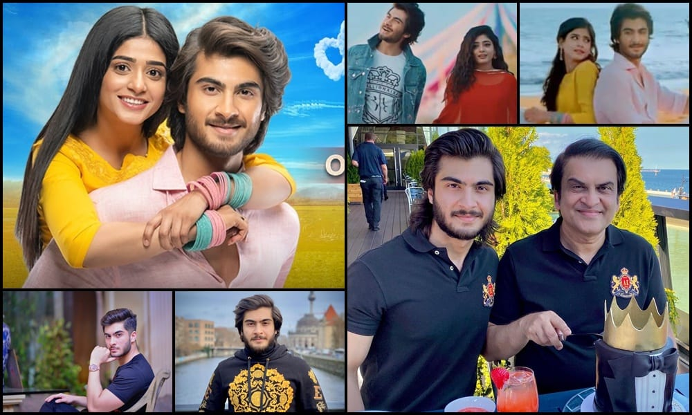 Handsome Haroon Kadwani Son Of Abdullah Kadwani Is Going To Appear As Lead Hero In New Light Hearted Romantic Comedy Series – Health Fashion