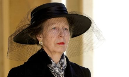 Princess Anne's style compared to suffragette leader at Prince Philip's funeral – Bristol Live