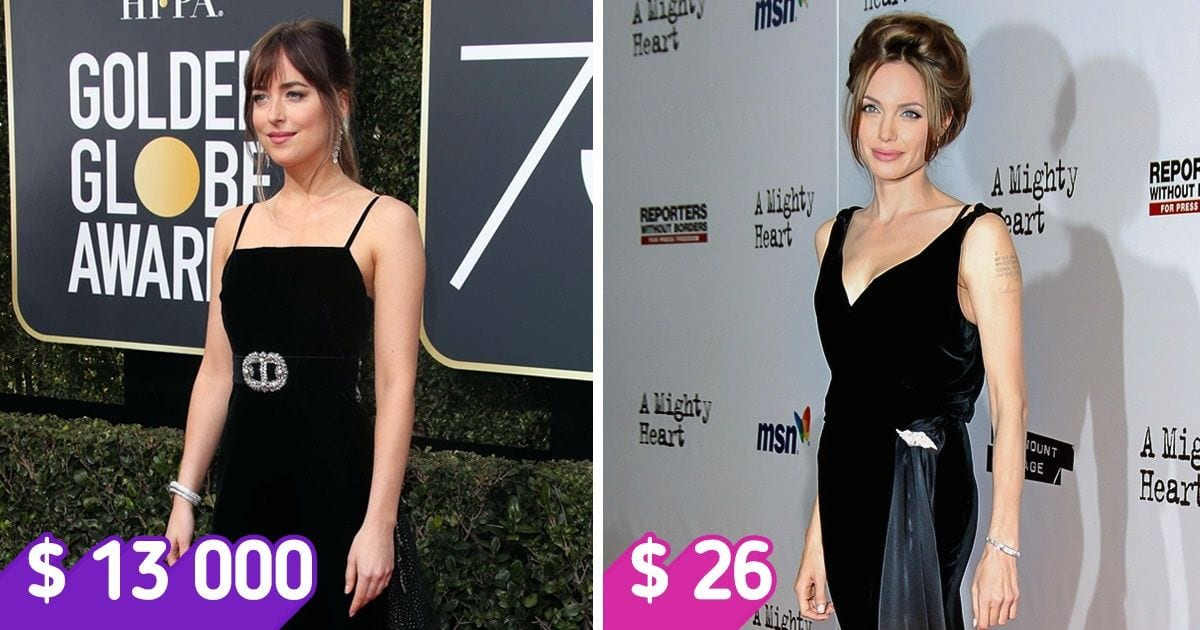 13 Pairs of Celebrities in Cheap and Expensive Outfits That Look Almost Identical