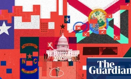 'Putin-style democracy': how Republicans gerrymander the map | US voting rights | The Guardian
