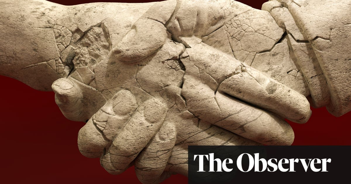 After Covid, will we ever shake hands again? | Life and style | The Guardian
