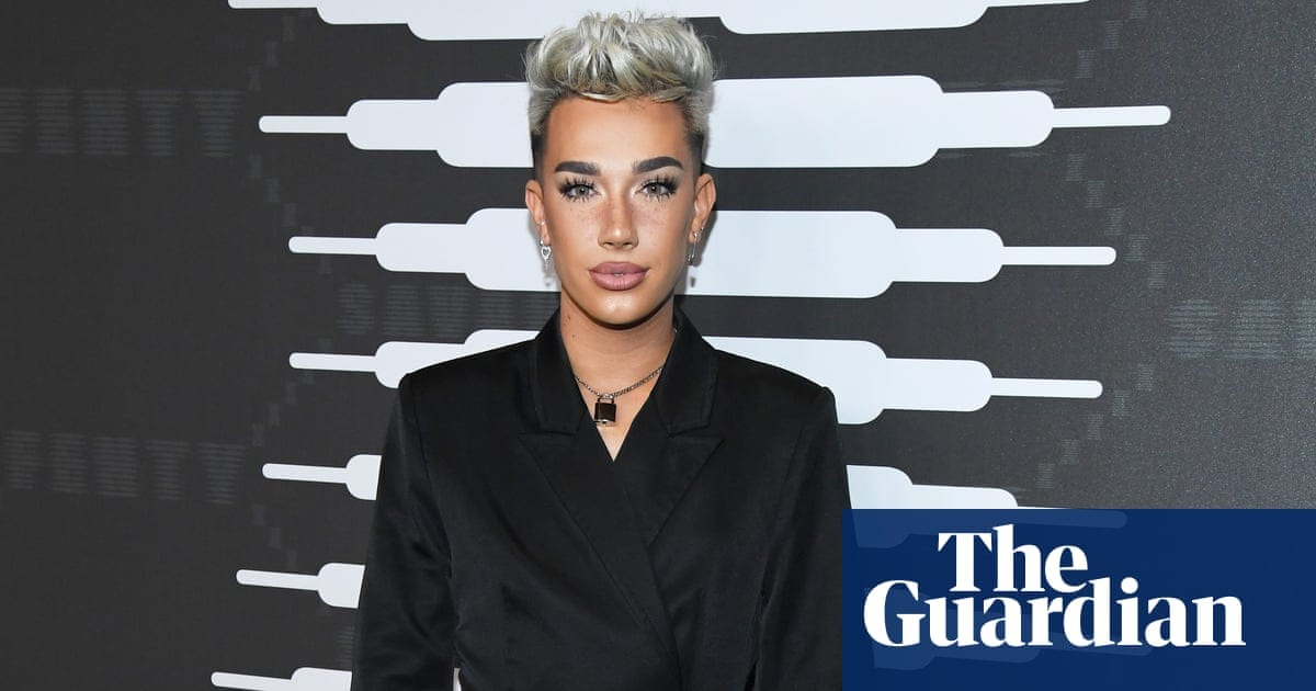 YouTube demonetises James Charles over sexual misconduct allegations   Fashion   The Guardian