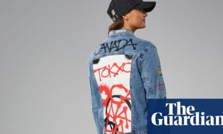 'Cancel the Olympics': fashion outcry as Canada brings back jean jackets for Tokyo    Olympic Games   The Guardian
