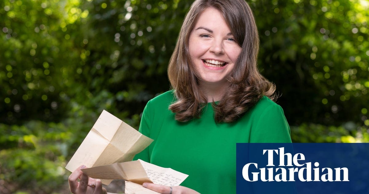 'A letter tells someone they still matter': the sudden, surprising return of the pen pal | Life and style | The Guardian