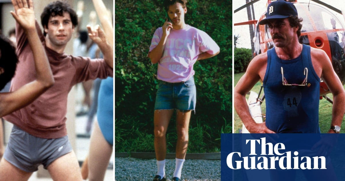 Micro shorts for men: how short is too short? | Men's fashion | The Guardian