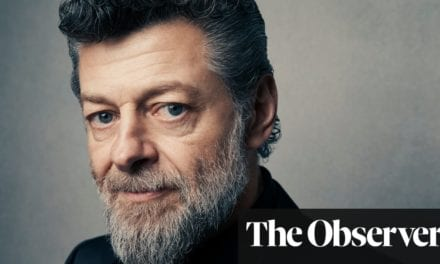 Andy Serkis: 'I used to walk on all fours preparing to be Gollum'   Life and style   The Guardian
