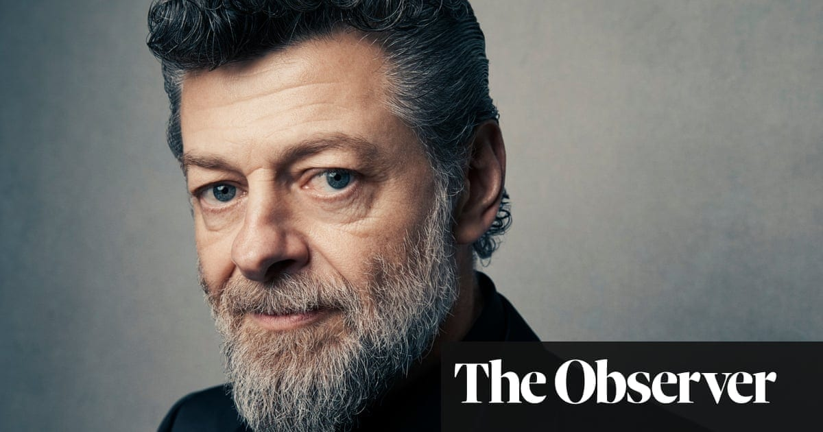 Andy Serkis: 'I used to walk on all fours preparing to be Gollum' | Life and style | The Guardian