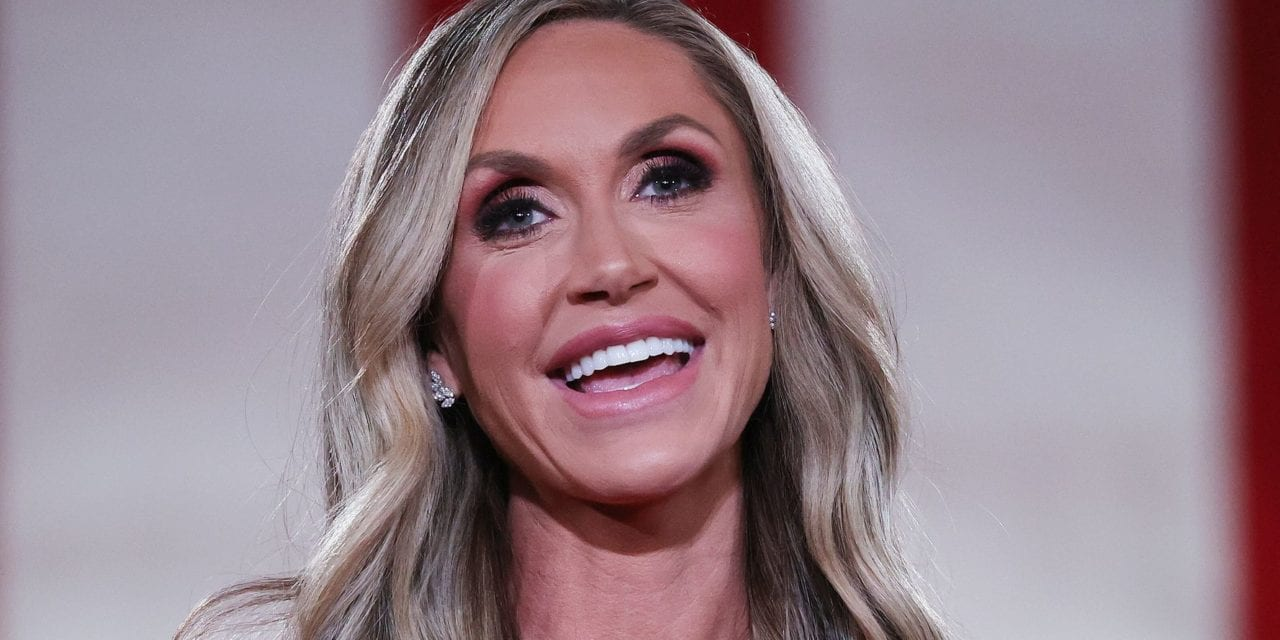 Lara Trump Joins Fox News And Critics Point Out A Massive Conflict Of Interest   HuffPost
