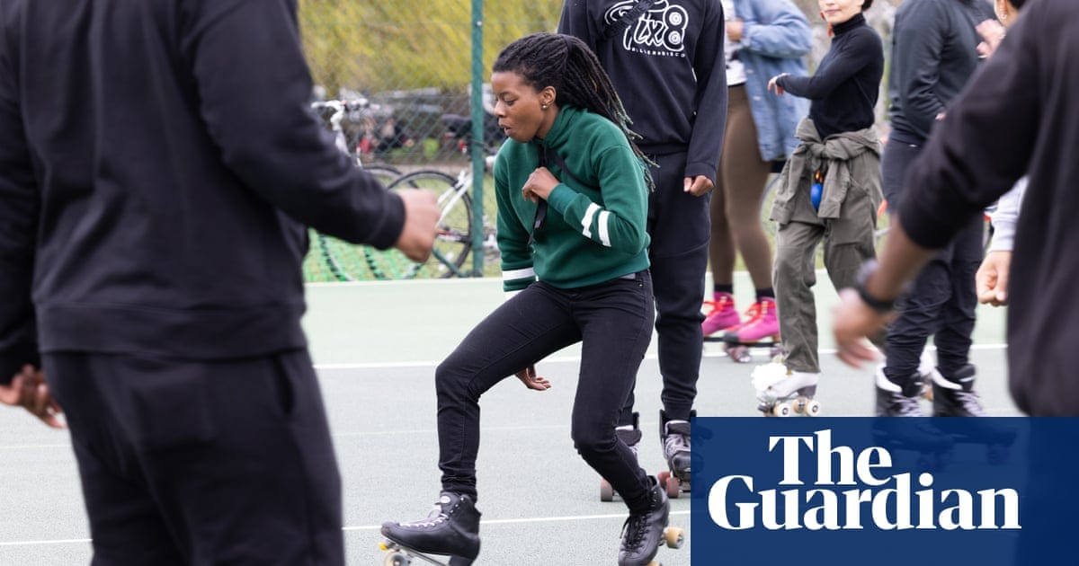 On a roll: skating booms in lockdown London – photo essay | Life and style | The Guardian