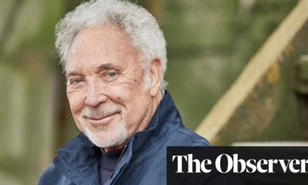 Sir Tom Jones: 'The knicker throwing started in the Copacabana in New York in 1968' | Life and style | The Guardian