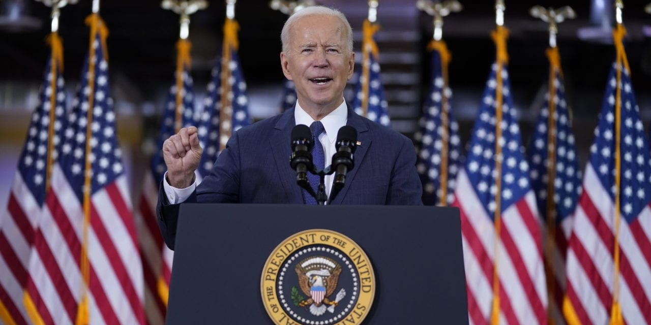 House Democrats Urge Biden to Regulate Concealable Assault-Style Guns – Rolling Stone