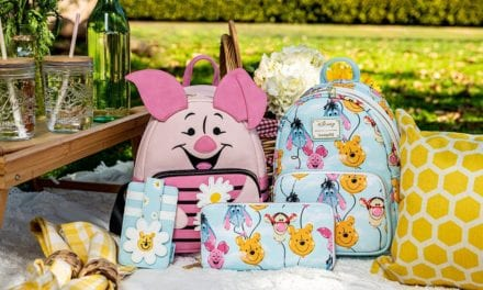 New Winnie The Pooh Loungefly Collection Has Sweet Spring Style | Chip and Company