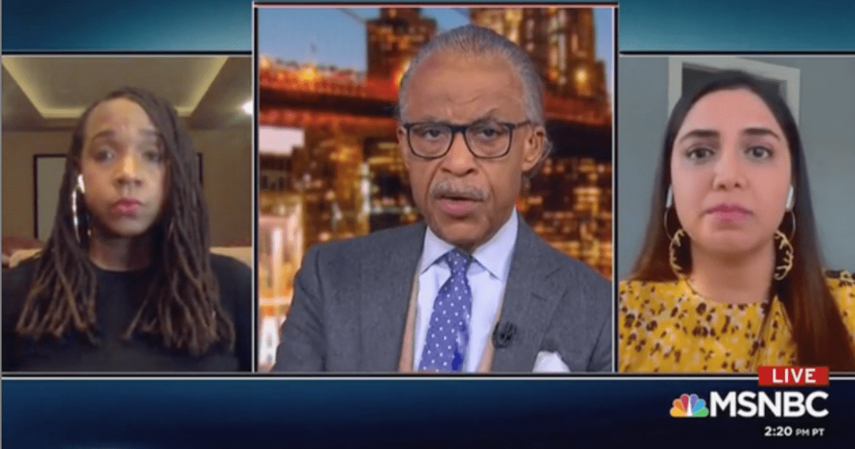 """Guest of MSNBC's Paid Race Baiter Wants KGB Style Action Taken Against """"Every single"""" Republican Who Voted To Reject Electoral Votes From Contested States [VIDEO]"""