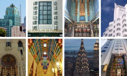 5 Art Deco Buildings That Embody the Vintage Glamour of This Architectural Style