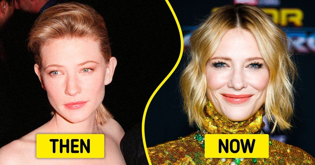 17 Celebrities Who Show Us Aging Is Just Another Word for Fabulous