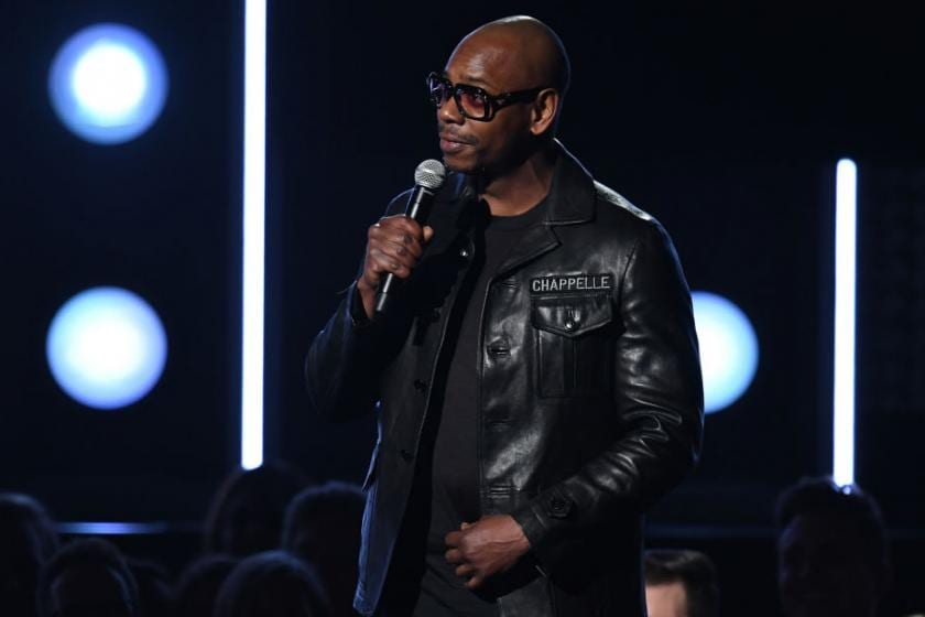 Dave Chappelle reveals celebrities left 'dirty notes' at the White House for Trump staff