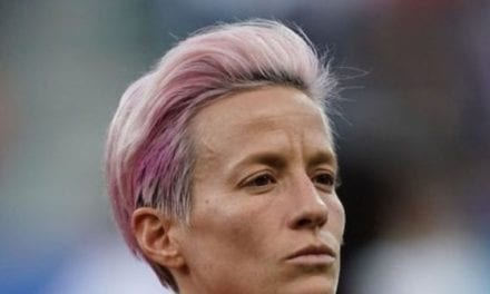 WATCH: Megan Rapinoe Promotes Transgender Inclusion in Children's Sports