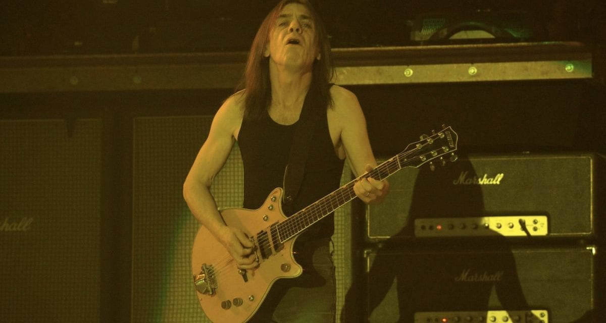 The Basics of Malcolm Young's Unmistakable Rhythm Guitar Style | GuitarPlayer