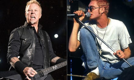 Metallica's 'For Whom the Bell Tolls' in Style of Alice in Chains