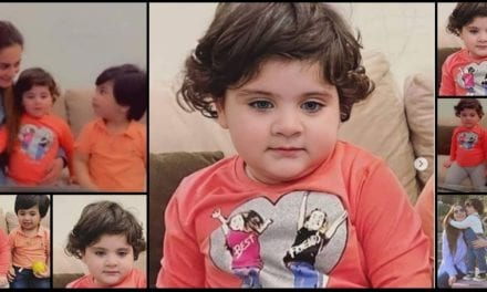 Latest Cutest Pictures Of Loveliest Celebrity Kid Amal Muneeb – Health Fashion