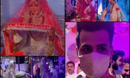 Kanwal Aftab And Zulqarnain Exclusive Nikkah Pictures Plus Videos – Health Fashion