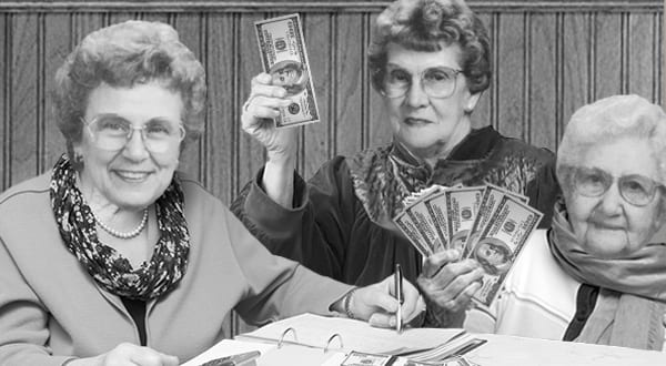 The Midwestern grandmas who became stock market celebrities