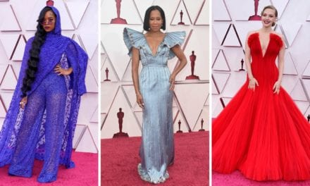 Oscars Red Carpet 2021: See All the Fashion & Dresses Here   Vogue