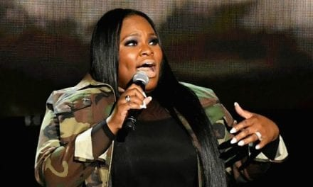 11 Times Tasha Cobbs Leonard Slayed Goliath In Cute Fashion [PHOTOS] | Get Up! Mornings With Erica Campbell