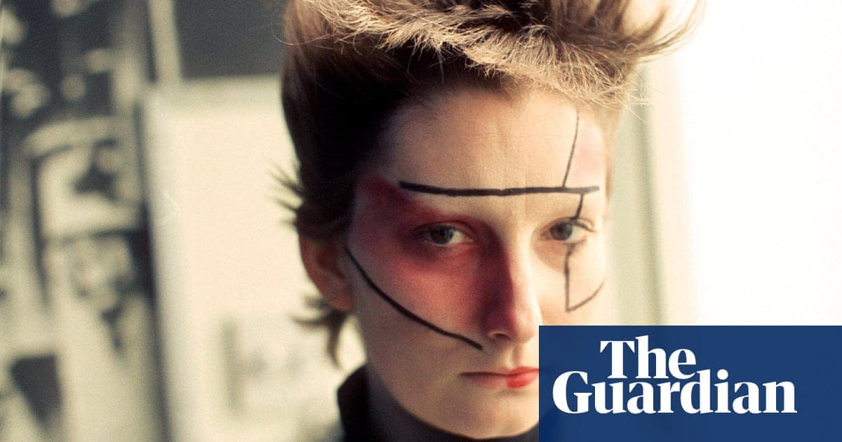 'I wanted to be a living work of art': why Jordan is the queen of punk rock style | Fashion | The Guardian