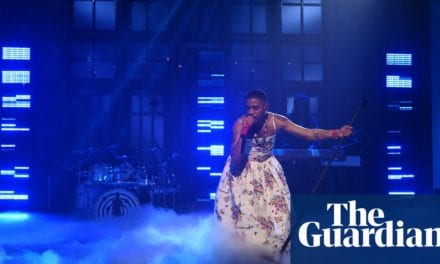 Kid Cudi was praised for wearing a dress but LGBTQ+ people see the double standard | Fashion | The Guardian