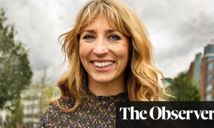 Daisy Haggard: 'I love getting older. I care less about what people think' | Life and style | The Guardian