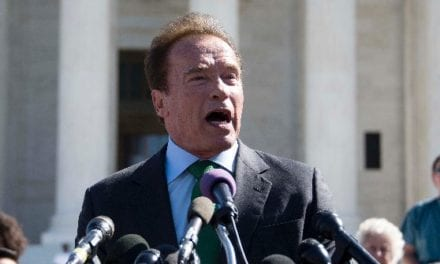 Arnold Schwarzenegger Leads 'Big Screen Is Back' Event, with Celebrities Urging America to Return to Movie Theaters