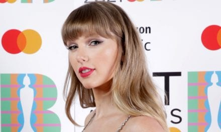 Taylor Swift Made a Rare Appearance at the Brits in Dazzling Style | Vogue
