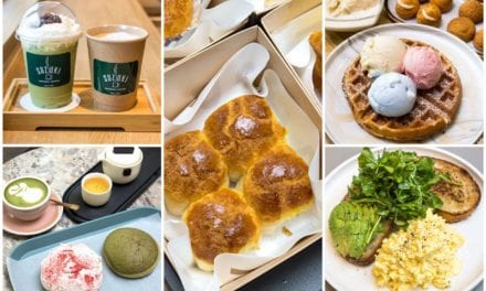 10 NEW Cafes In Singapore May 2021 – Zen Teahouse At Boon Lay, Korean-Style Bakery At City Hall, HK Bolo Bun Cafe