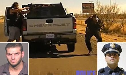 Video and details released of tragic execution-style murder of NM officer