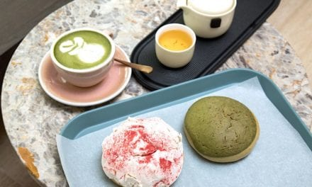DOUGH – NEW Korean-Inspired Bakery Cafe With Chic Danish-Style Interior At CHIJMES