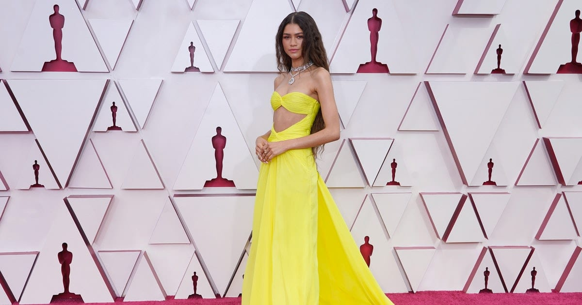 The 13 Best-Dressed Celebrities At The 2021 Oscars