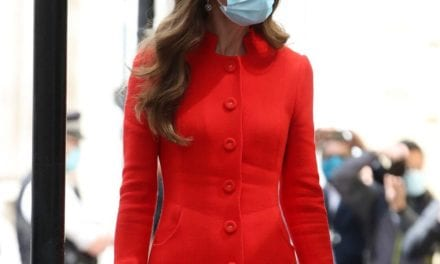 Kate Middleton's Coat Will Have You Already Planning Your Fall Fashion – E! Online